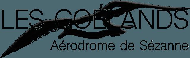 Les Goélands - Aérodrome de Sézanne Logo